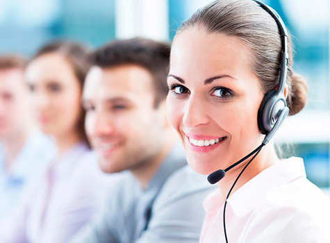 Inbound skymax call center